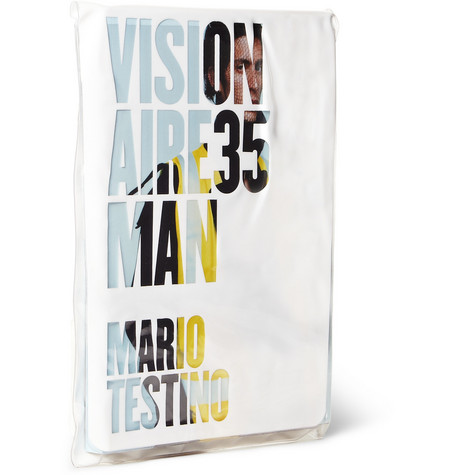 Visionaire Visionaire 35: Man Mario Testino Limited Edition Paperback Book