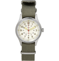 Timex x J.Crew Timex Vintage Army Steel Watch