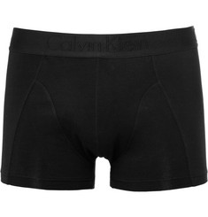 Calvin Klein Underwear Stretch-Cotton Boxer Briefs