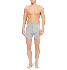 Calvin Klein Underwear Cotton Boxer Briefs