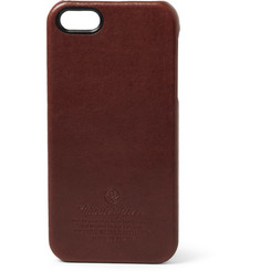 Master-Piece Leather iPhone 5 Case