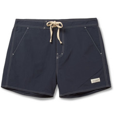 Saturdays Surf NYC Curtis Mid-Length Swim Shorts