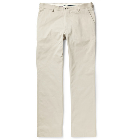 Dunhill Finsbury Cotton Chinos