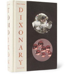 Tom Dixon Dixonary by Tom Dixon Hardcover Book
