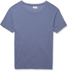 Gant Rugger Cotton and Linen-Blend T-Shirt
