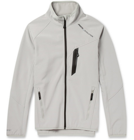 Musto Sailing Evolution Soft Shell Fleece-Lined Jacket