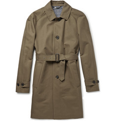 Hardy Amies Cotton-Gabardine Trench Coat