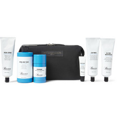 WANT Les Essentiels de la Vie Baxter of California x Want Les Essentiels de La Vie Grooming Set and Wash Bag