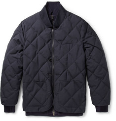 Maison Martin Margiela Quilted Wool Jacket