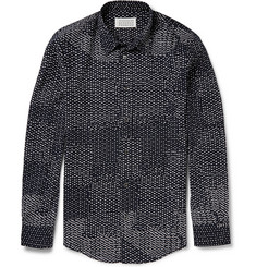 Maison Martin Margiela Printed Cotton Shirt
