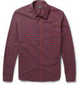 A.P.C. - Checked Cotton Shirt