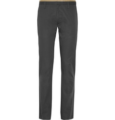 Marc by Marc Jacobs California Shane-Fit Washed Cotton Trousers