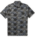 Marc by Marc Jacobs - Printed Cotton-Poplin Shirt