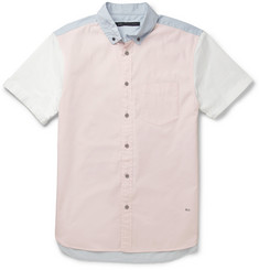 Marc by Marc Jacobs Colour-Block Cotton Shirt