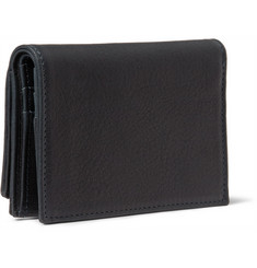 Maison Martin Margiela Full-Grain Leather Wallet