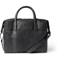 Maison Martin Margiela Leather Holdall Bag