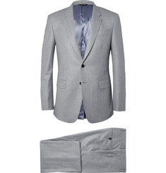 Paul Smith London Grey Byard Slim-Fit Brushed-Wool Suit