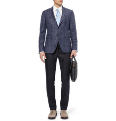 Paul Smith London Kensington Slim-Fit Wool and Cashmere-Blend Blazer
