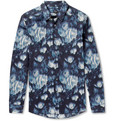 PS by Paul Smith Floral-Print Cotton Shirt