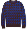 PS by Paul Smith - Patterned Knitted Sweater