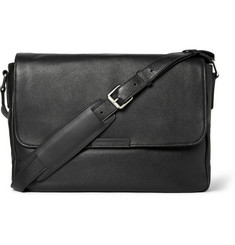 Marc by Marc Jacobs Full-Grain Leather Messenger Bag