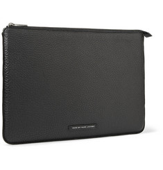 Marc by Marc Jacobs Full-Grain Leather Pouch