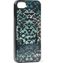 Marc by Marc Jacobs Snake-Print iPhone 5 Cover