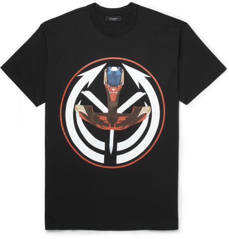 Givenchy Columbian-Fit Target-Print T-Shirt