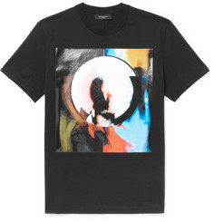 Givenchy Cuban-Fit African-Print T-Shirt