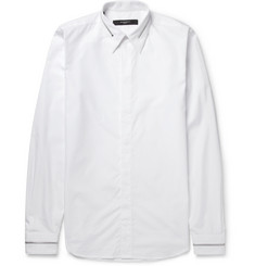 Givenchy Zip-Detailed Shirt