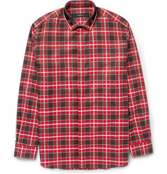 Givenchy Star-Trim Cotton Shirt