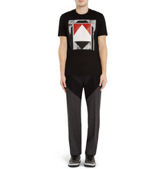 Givenchy Geometric-Print T-Shirt