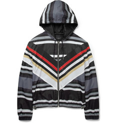 Givenchy Striped Lightweight Jacket
