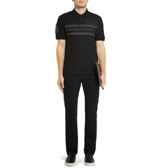 Givenchy Patch Polo Shirt