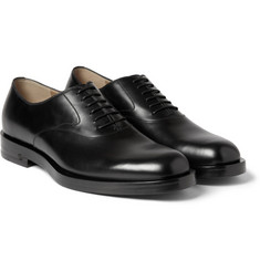 Gucci Leather Oxford Shoes