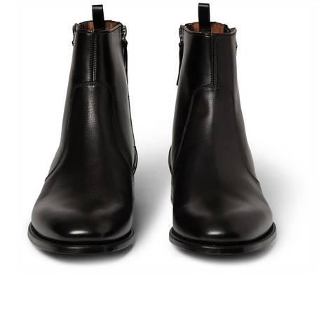 GivenchyLeather Chelsea Boots