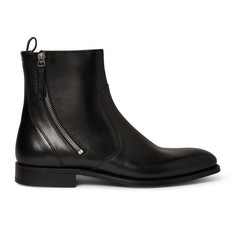 Givenchy Leather Chelsea Boots