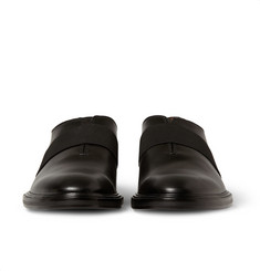 Givenchy Leather Shoes with Elasticated Strap