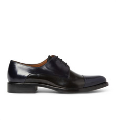 Givenchy Polished Leather Oxford Shoes