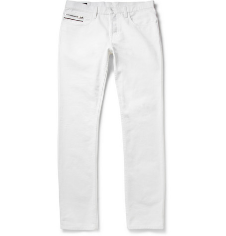 Gucci Regular-Fit Cotton Jeans