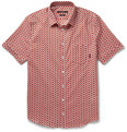 Gucci - Duke Slim-Fit Printed Cotton Shirt