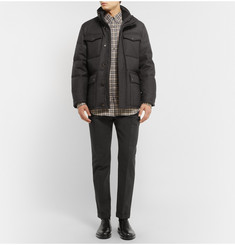 Gucci Padded Goose-Down Jacket