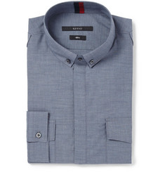 Gucci Duke Regular-Fit Cotton Shirt