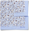 Paul Smith Shoes & Accessories - Printed Fine-Cotton Pocket Square
