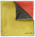 Paul Smith Shoes & Accessories - Printed Silk Pocket Square