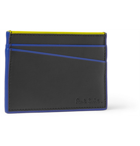 Paul Smith Shoes & Accessories Leather Cardholder