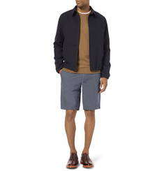 Rag & bone Beach Cotton-Blend Shorts