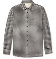 Rag & bone Gingham Cotton Shirt