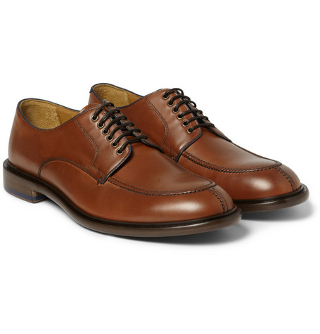 Paul Smith Shoes & Accessories Turner Leather Derby Shoes