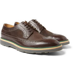 Paul Smith Shoes & Accessories Contrast-Sole Leather Longwing Brogues